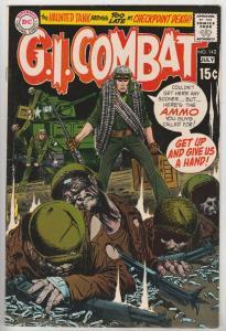 G.I. Combat #142 (Jul-70) NM/NM- High-Grade The Haunted Tank