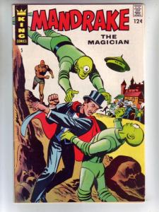 Mandrake the Magician #5 (May-67) VF/NM+ High-Grade Mandrake the Magician