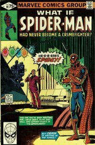 What If... #19 - VF/NM - Spider-Man had Never Become a Crimefighter?