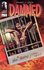 Damned (1997 series) #1, NM- (Stock photo)
