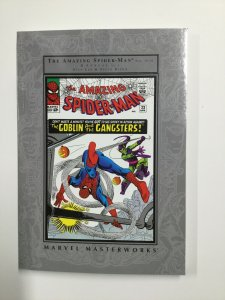 Marvel Masterworks: Amazing Spider-Man Volume Vol. 3 Tpb Sc Nm Marvel