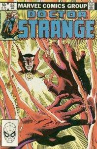 Doctor Strange (1974 series) #58, VG+ (Stock photo)