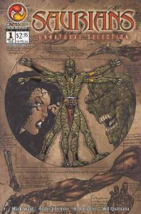 Saurians: Unnatural Selection #1 VF/NM; CrossGen | save on shipping - details in