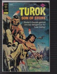 Turok, Son of Stone #93 (Gold Key, 1974)