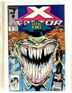 13 X-Factor Marvel Comic Books #30 31 32 33 34 35 36 37 38 39 40 41 42 SB1