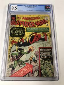 Amazing Spider-Man #14 CGC 3.5