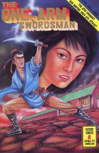 One-Arm Swordsman #1 FN; Dr. Leung's | save on shipping - details inside