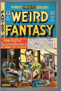 Weird Fantasy-#1-1992-Fantasy-Russ Cochran-EC Reprint