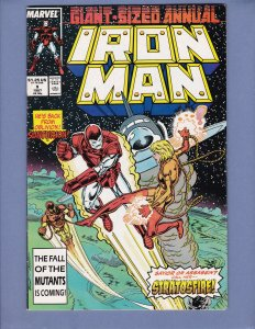 Iron Man Annual #9 FN Marvel 1987