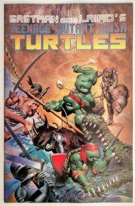 Teenage Mutant Ninja Turtles #33, Eastman Series