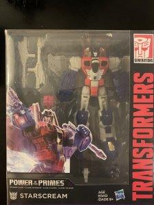 Starscream Power of the Primes Transformer MIB