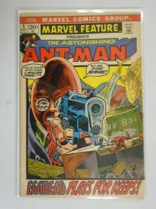 Marvel Feature #5 4.0 VG (1972 1st Series)