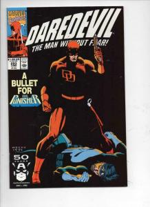 DAREDEVIL #293 NM  Punisher, Man without Fear, 1964 1991, more Marvel in store