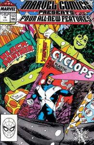 Marvel Comics Presents (1988 series) #18, NM (Stock photo)