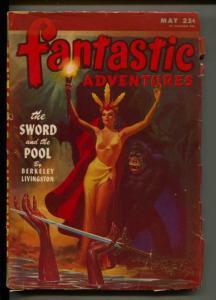 Fantastic Adventures-Pulp-5/1946-Berkeley Livingston-Don Wilcox