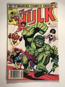 Hulk #283 FN