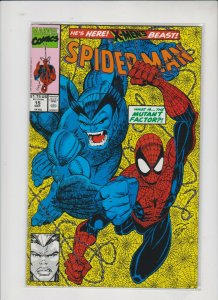 SPIDER-MAN #15  1990's  MARVEL / HIGH QUALITY
