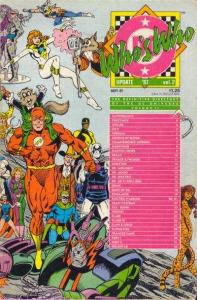 Who's Who Update '87 #2, NM (Stock photo)