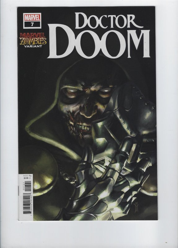 Doctor Doom #7 Variant