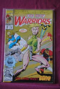 The New Warriors #30 (1992)