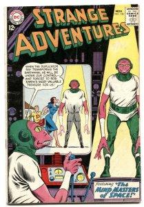 Strange Adventures #158 1963- Star Hawkins VG