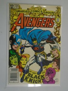Avengers #225 Newsstand edition 5.0 VG FN (1982 1st Series)