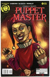 PUPPET MASTER #4, VF/NM, Bloody Mess, 2015, Dolls, Killers, more in store, Var