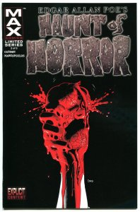 HAUNT of HORROR #2, NM, Richard Corben, Edgar Allan Poe, more in store