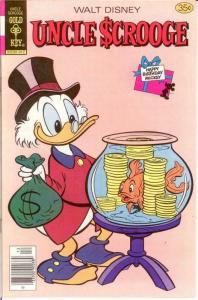 UNCLE SCROOGE 159 F-VF Dec. 1978 COMICS BOOK