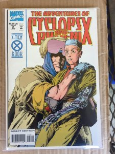 The Adventures of Cyclops and Phoenix #2 (1994)