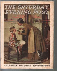 Saturday Evening Post 5/30/1936-Norman Rockwell-Agatha Christie-G/VG