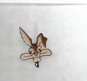 Pins: Coyote de la serie correcaminos