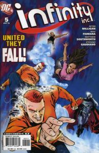 Infinity, Inc. (2nd Series) #5 VF; DC | save on shipping - details inside