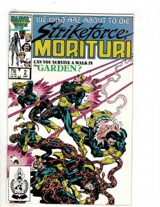 Strikeforce: Morituri #2 (1987) OF28