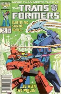 Marvel THE TRANSFORMERS (1984 Series) #18 NM-