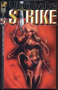Ultimate Strike #5 VF/NM; London Night | save on shipping - details inside