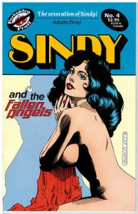 SINDY (1990 FFT)   4 John Workman COMICS BOOK