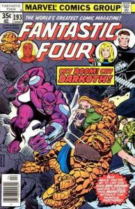 Fantastic Four (1961 series) #193, VF- (Stock photo)