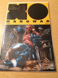 X-O Manowar: General #5