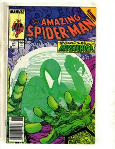 Amazing Spider-Man # 311 VF/NM Marvel Comic Book McFarlane Venom Goblin Gwen BJ1