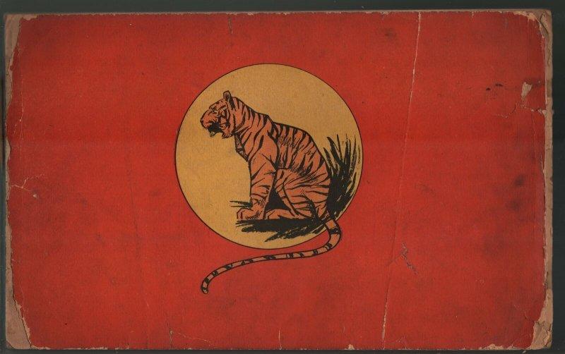 Boys & Girls Big Painting Book 1916-M.A. Donohue-Foxy Grandpa-Bunny Schulte-P/FR