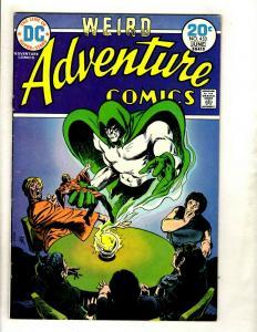 Lot Of 4 Adventure Comics Feat. Spectre # 433 434 435 436 DC Comic Books GK5