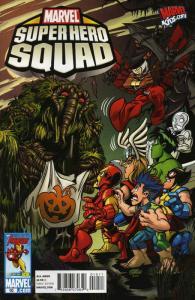 Marvel Super Hero Squad (2nd Series) #10 VF/NM; Marvel | save on shipping - deta