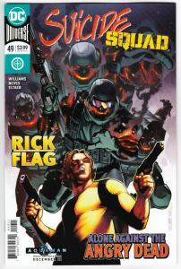 Suicide Squad #49 Main Cvr (DC, 2019) NM