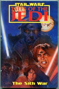 Star Wars Tales Of The Jedi: The Sith War Trade Paperback-DARK HORSE FN