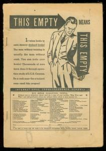 ACE-HIGH DETECTIVE MAGAZINE FEB 1937-PULP-FRANK GRUBER FR