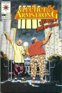 Archer & Armstrong (1992 series) #19, NM + (Stock photo)