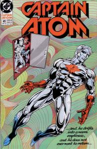 Captain Atom (DC) #41 FN; DC | save on shipping - details inside