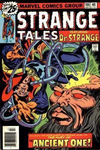 Strange Tales (1951 series) #186, Fine (Stock photo)