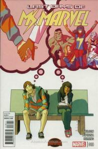 Ms. Marvel (3rd Series) #18 FN; Marvel | save on shipping - details inside